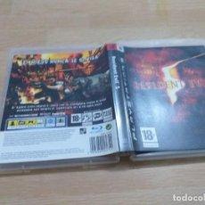 Jeux Vidéo et Consoles: RESIDENT EVIL 5. PLAYSTATION 3 (PS3). CAPCOM. 2009. PAL ESPAÑA. Lote 229243180