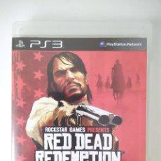 Jeux Vidéo et Consoles: RED DEAD REDEMPTION PS3. Lote 263888235