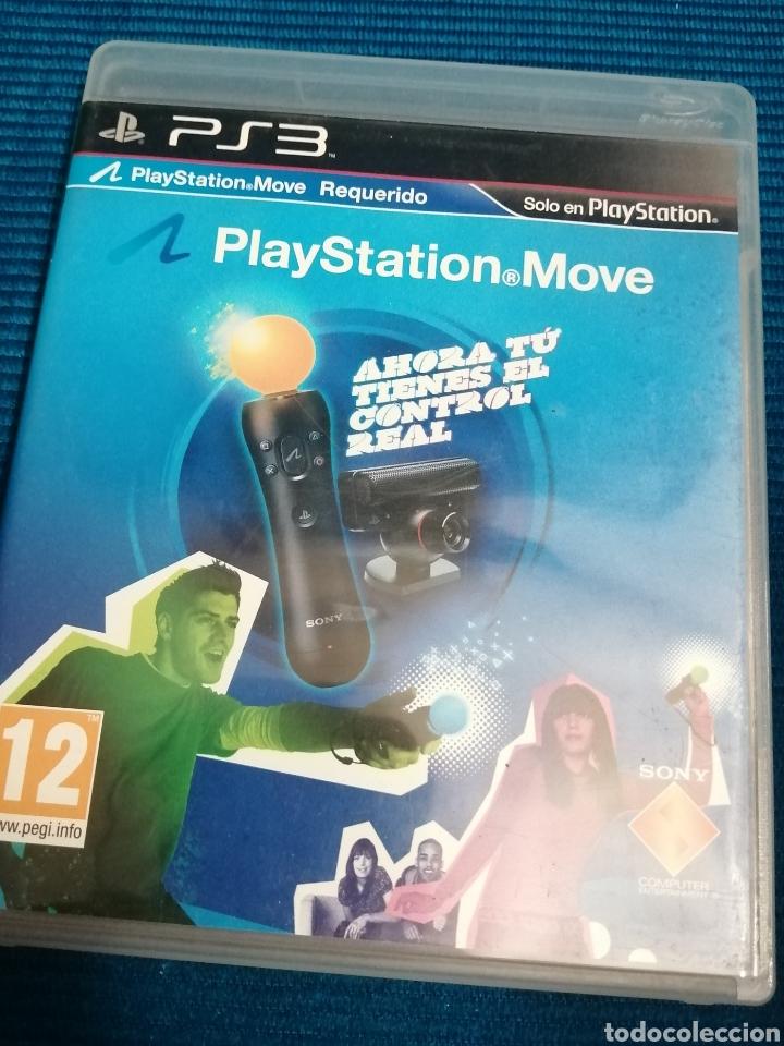 PS3 MOVE PLAYSTATION (Juguetes - Videojuegos y Consolas - Sony - PS3)