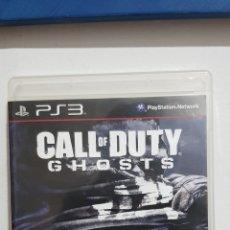 Videojuegos y Consolas: PS3 - CALL OF DUTY GHOSTS. Lote 230846965