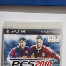 Videojuegos y Consolas: PS3 - PRO EVOLUCIÓN SOCCER 2010. Lote 230847290