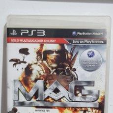 Videojuegos y Consolas: PS3 - MAG. Lote 230847710