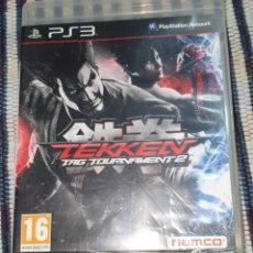 Videogiochi e Consoli: JUEGO PS3 TEKKEN THE TOURBANENT 2 PLAYSTATION 3. Lote 230936120