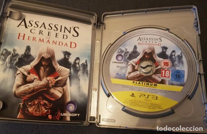 Videojuegos y Consolas: Assassins Creed la hermandad edición platinum para PS3 PlayStation 3 - Foto 2 - 233174315