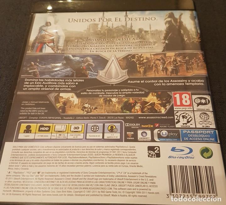 Videojuegos y Consolas: Assassins Creed Revelations para PS3 PlayStation 3 - Foto 4 - 233174765