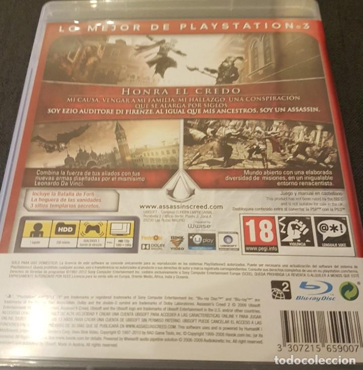 Videojuegos y Consolas: Assassins Creed II game of the year edition para PS3 PlayStation 3 - Foto 2 - 233175400