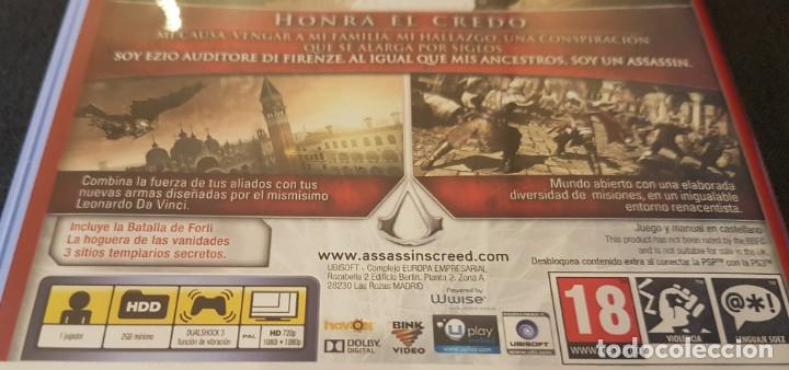 Videojuegos y Consolas: Assassins Creed II game of the year edition para PS3 PlayStation 3 - Foto 4 - 233175400