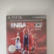 Videojuegos y Consolas: NBA 2K13 PS3. Lote 235646655