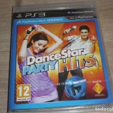 Videojuegos y Consolas: SONY PLAYSTATION 3 JUEGO DANCESTAR PARTY HIST NUEVO VERSIÓN ESPAÑOLA. Lote 235822410
