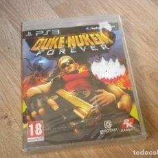 Videojuegos y Consolas: SONY PLAYSTATION 3 JUEGO DUKE NUKE FOREVER NUEVO Y PRECINTADO PAL ESPAÑA. Lote 235822740