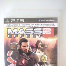 Videojuegos y Consolas: MASS EFFECT 2 PS3. Lote 235994820