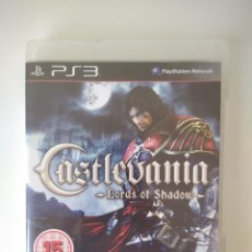 Videojuegos y Consolas: CASTLEVANIA LORDS OF SHADOW PS3. Lote 235998655