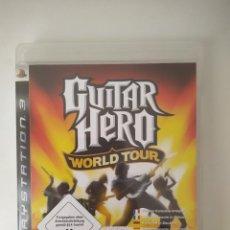 Videojuegos y Consolas: GUITAR HERO WORLD TOUR PS3. Lote 235999865