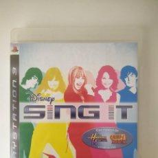 Videojuegos y Consolas: DISNEY SING IT PS3. Lote 236002870