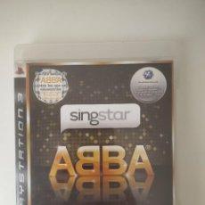 Videojuegos y Consolas: SINGSTAR ABBA PS3. Lote 236003320