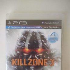 Jeux Vidéo et Consoles: KILLZONE 3 PS3. Lote 236013780