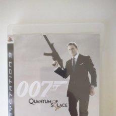 Videojuegos y Consolas: 007 QUANTUM OF SOLACE PS3. Lote 236015805