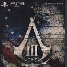 Videojuegos y Consolas: ASSASSIN'S CREED III JOIN OR DIE. Lote 236091120