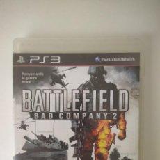 Videojuegos y Consolas: BATTLEFIELD BAD COMPANY 2 PS3. Lote 236197675