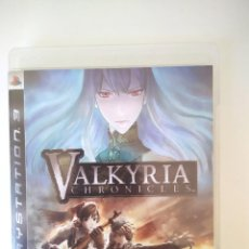 Videojuegos y Consolas: VALKYRIA CHRONICLESPS3. Lote 236202320