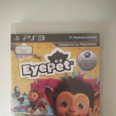 Videojuegos y Consolas: EYE PET PS3. Lote 236206300