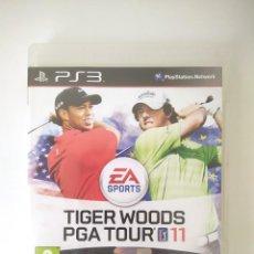 Videojuegos y Consolas: TIGER WOODS PGA TOUR 11 PS3. Lote 236207430