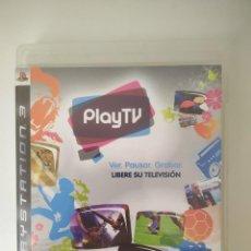 Videojuegos y Consolas: PLAY TV PS3. Lote 236207940
