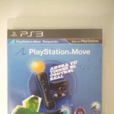 Videojuegos y Consolas: PLAYSTATION MOVE PS3. Lote 236208300