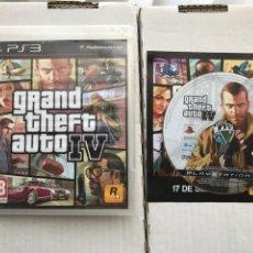 Videojuegos y Consolas: GRAND THEFT AUTO IV GTA 4 PS3 PLAYSTATION 3 PLAY STATION KREATEN. Lote 236770110
