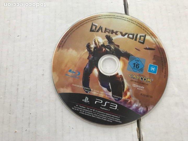 DARKVOID DARK VOID PS3 PLAYSTATION 3 PLAY STATION KREATEN (Juguetes - Videojuegos y Consolas - Sony - PS3)