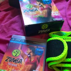 Videojuegos y Consolas: JUEGO ZUMBA FITNESS JOIN THE PARTY PS3 PLAY STATION 3 PLAYSTATION 1 2 4 WII VIDEOJUEGO CINTURON. Lote 236921930