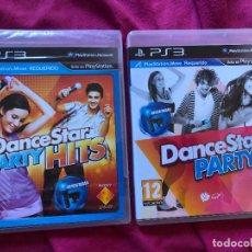 Videojuegos y Consolas: LOTE 2 JUEGOS DANCE STAR PARTY HITS PS3 DANCESTAR SINGSTAR BAILAR PLAY STATION PLAYSTATION 1 2 4 5. Lote 236925675