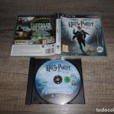Videojuegos y Consolas: PS3 HARRY POTTER Y LAS RELIQUIAS DE LA MUERTE PAL ESP SIN MANUAL. Lote 236932035