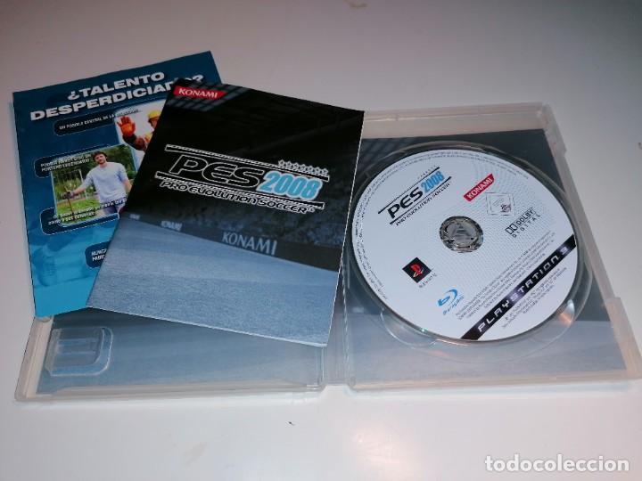 Videojuegos y Consolas: Sony PlayStation 3 PS3 PES Pro Evolution Soccer 2008 - Foto 2 - 237023970