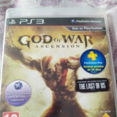 Videogiochi e Consoli: GOD OF WAR ASCENSION PS3. Lote 237672380