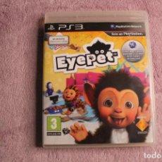 Videojuegos y Consolas: EYEPET PS3. Lote 238154555