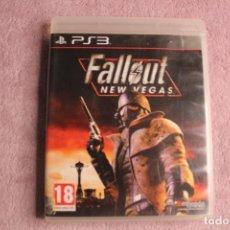 Videojuegos y Consolas: FALLOUT NEW VEGAS PS3. Lote 238155035
