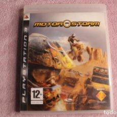 Videojuegos y Consolas: MOTOR STORM PS3. Lote 238156085