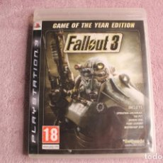 Videojuegos y Consolas: FALLOUT 3 GAME OF THE YEAR EDITION PS3. Lote 238156750