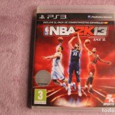Videojuegos y Consolas: NBA2K13 PS3. Lote 238157030