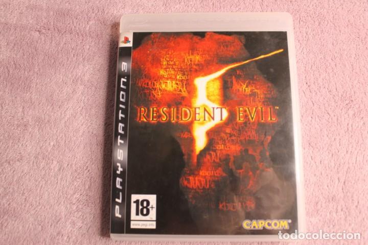 RESIDENT EVIL 5 PS3 (Juguetes - Videojuegos y Consolas - Sony - PS3)