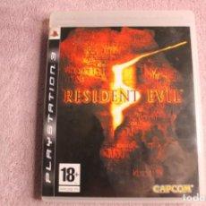 Videojuegos y Consolas: RESIDENT EVIL 5 PS3. Lote 238157135