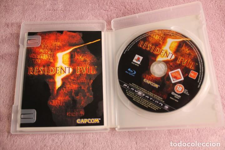 Videojuegos y Consolas: RESIDENT EVIL 5 PS3 - Foto 2 - 238157135