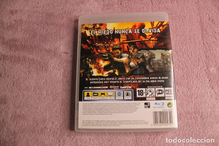 Videojuegos y Consolas: RESIDENT EVIL 5 PS3 - Foto 3 - 238157135