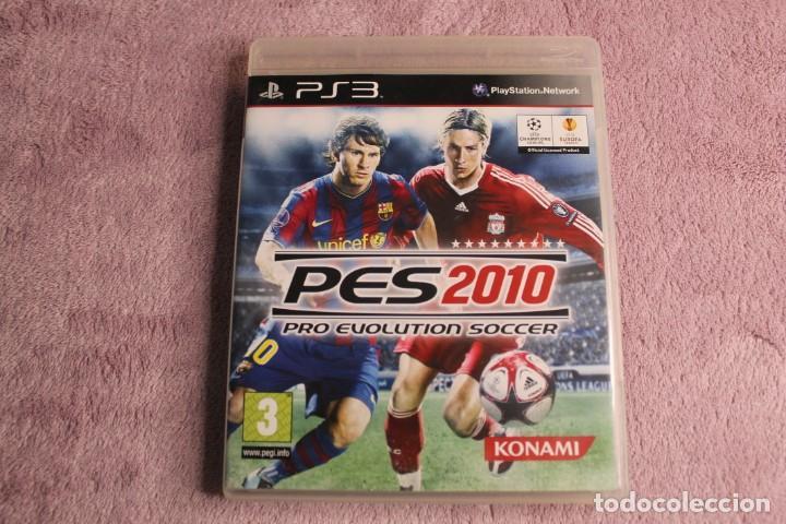 PES2010 PRO EVOLUTION SOCCER PS3 (Juguetes - Videojuegos y Consolas - Sony - PS3)