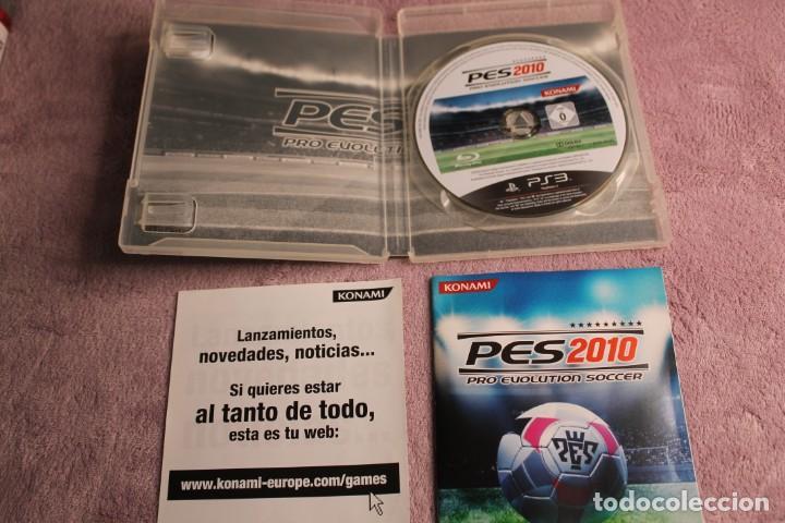 Videojuegos y Consolas: PES2010 PRO EVOLUTION SOCCER PS3 - Foto 3 - 238157385