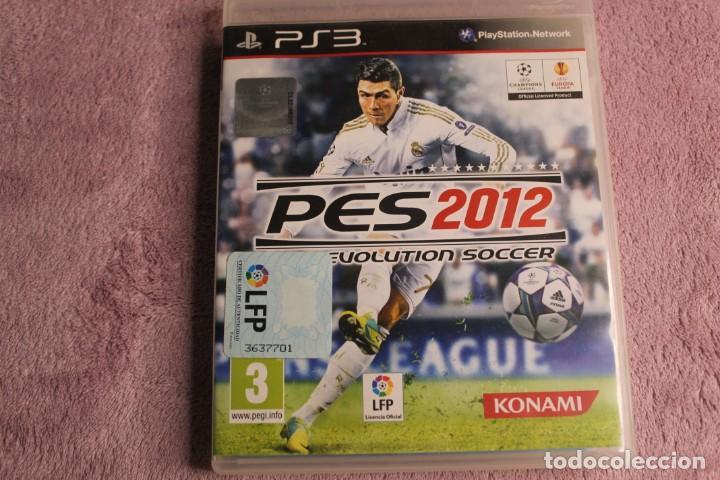 PES2012 PRO EVOLUTION SOCCER PS3 (Juguetes - Videojuegos y Consolas - Sony - PS3)