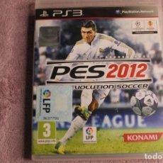 Videojuegos y Consolas: PES2012 PRO EVOLUTION SOCCER PS3. Lote 238157460