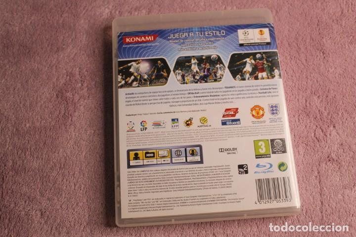 Videojuegos y Consolas: PES2012 PRO EVOLUTION SOCCER PS3 - Foto 4 - 238157460