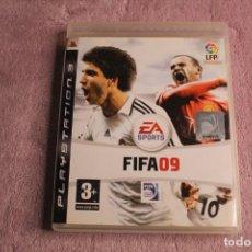 Videojuegos y Consolas: FIFA09 PS3. Lote 238157605